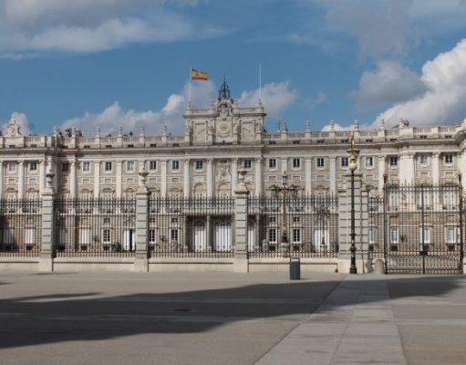 palacio real día hispanidad 2021