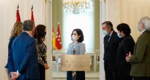 gobierno regional Madrid, Ayuso
