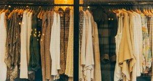 tienda de ropa sector textil