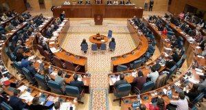elecciones madrid partidos Elecciones Asamblea de Madrid