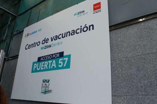vacunación wizink wanda puerta 57