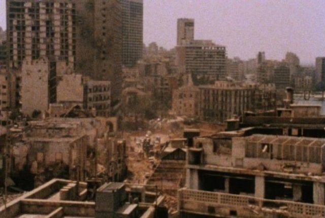 Documenta Madrid, festival de cine. 'Beirut, my city' de Jocelyne Saab. (Líbano, 1982).