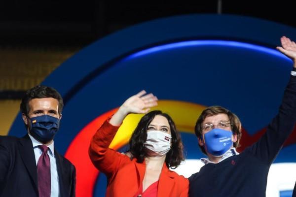 Elecciones autonómicas Madrid
