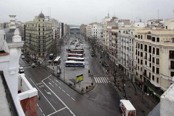 Avenida Felipe II ahora