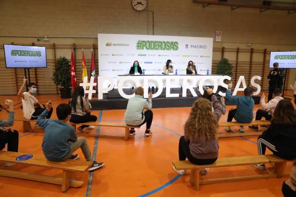 Presentación #Poderosas