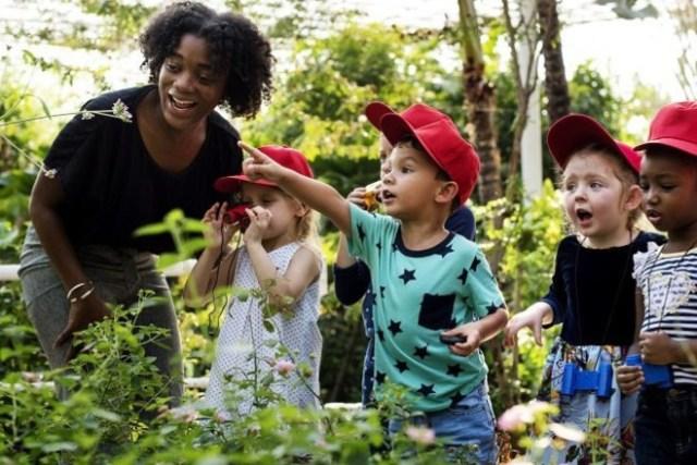 Educación emocional a través de la ecología. Cursos y Talleres impartidos en Madrid