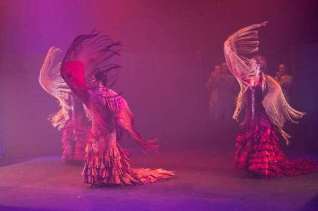 amores flamencos espectáculo gran vía El mirador de Madrid, noticias de Madrid