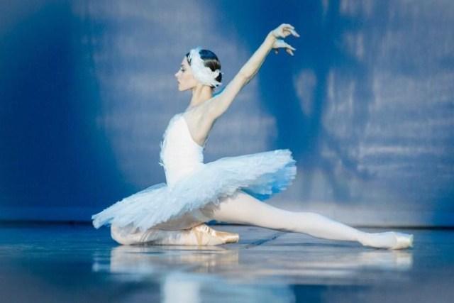 El Lago de los Cisnes danza