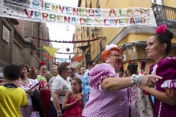 Fiestas Paloma 2021