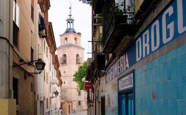 Santa Maria La Antigua Vicalvaro