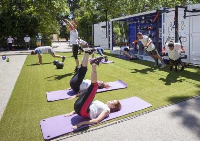 deporte cubo gym madrid ejercicios
