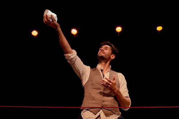 Juan Diego Botto en 'Una noche sin luna'