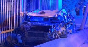 accidente de tráfico A6