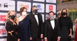 Premios Platino 2021 Madrid