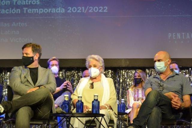 presentación obras de teatro madrid 2021/2022