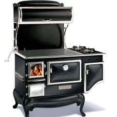 Propane Kitchen Stoves Snaking A Drain Fireview Wood Burning Cookstove Elmira Stove Works