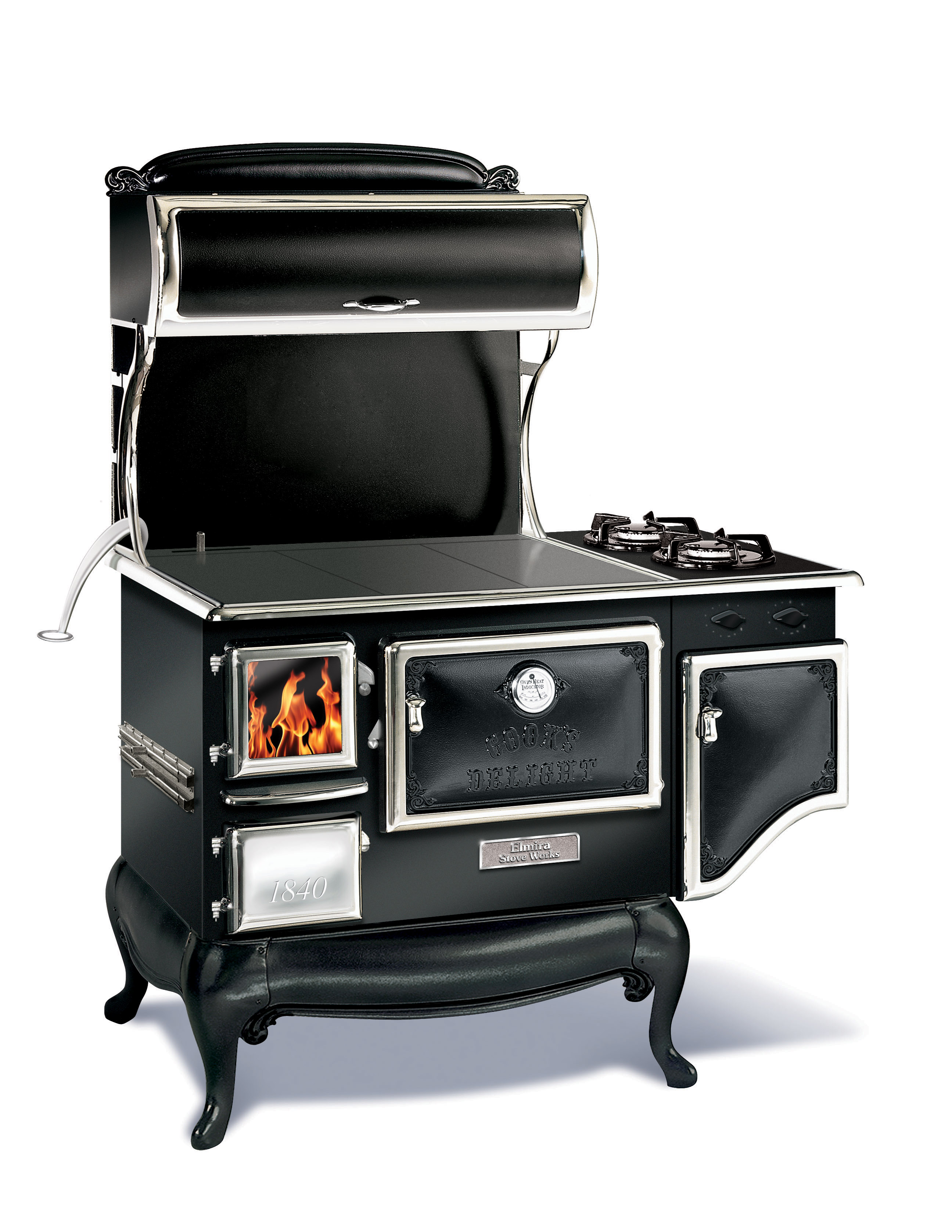 propane kitchen stove and bath st louis fireview wood burning cookstove elmira works