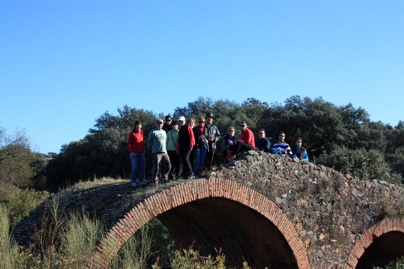 De Herrachá al Puente Llorente
