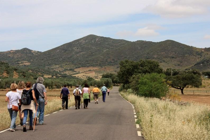 La Rivera - La Hoya - Convento de La Lapa
