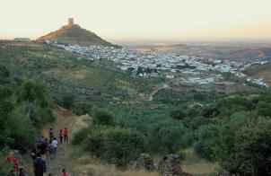 Ascenso a El Mirrio