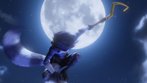 sly cooper movie to