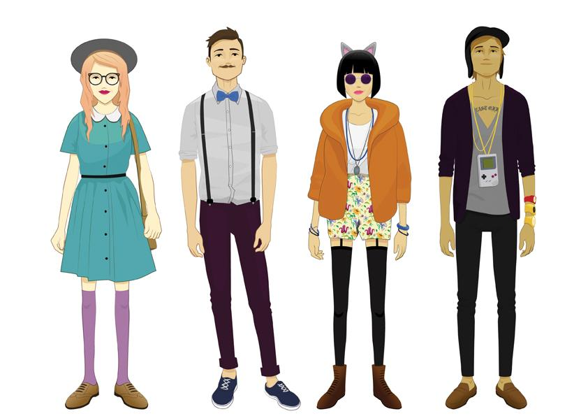 Hipsters Trending – Frontline