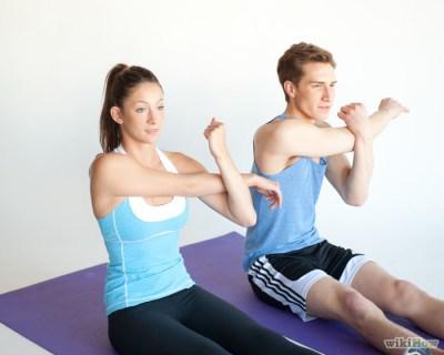 Stretching untuk mengatasi duduk terlalu lama
