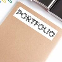 How to Create a Professional Work Portfolio