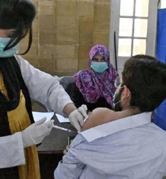 Teachers Corona Vaccination on Priority Basis by Govt.