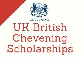 UK British Chevening Scholarships