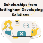 Scholarships from Nottingham Developing Solutions