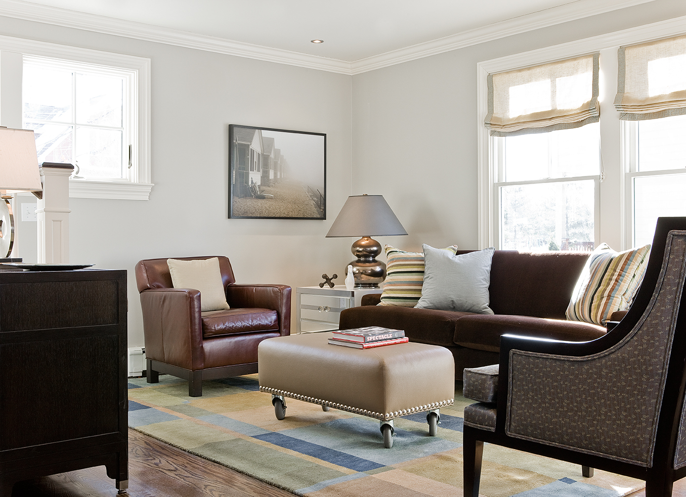 A Tiny Cambridge House Gets a Big Renovation  Elms Interior Design  Boston MA