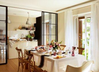 Cómo crear un office en tu cocina tengas el espacio que