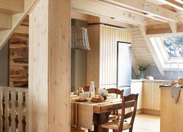 Muebles Cocina Rustico | Mueble Para La Cocina Cocina Rustica Con ...