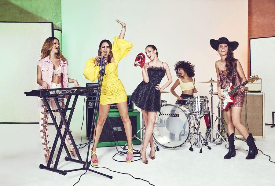 Cosmopolitan entrevistas a las chicas de Élite. Claudia Salas entre ellas.