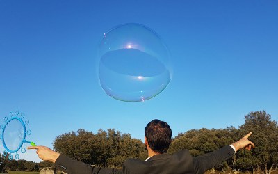 Historia de una Burbuja (capítulo dos)