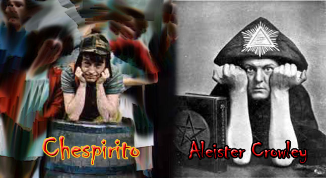 chespirito mason devil dark