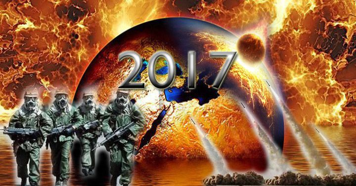 fin del mundo en 2017