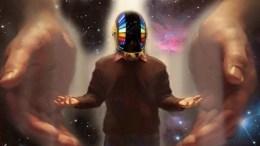 el casco de dios contacto con ser supremo