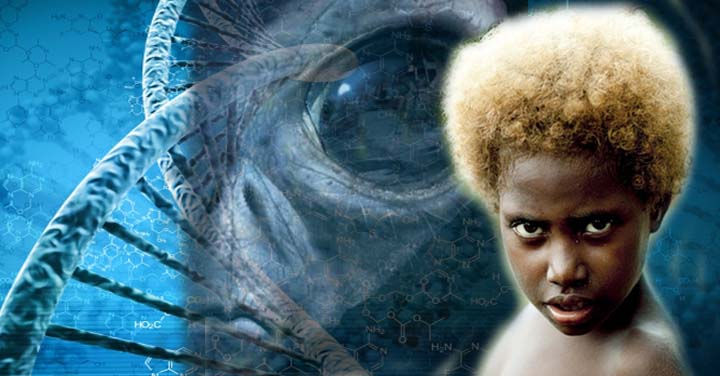 ADN extraterrestre en Melanesia: descubren nueva raza humana