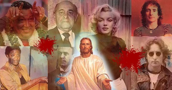 Personajes que blasfemaron contra Dios y murieron