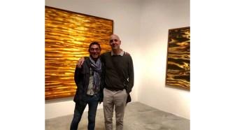 Generoso Villareal y Patrick Charpenel.