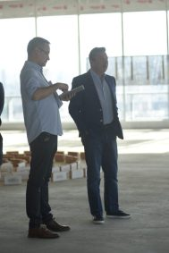 Jorge Martínez y Rafa Micha