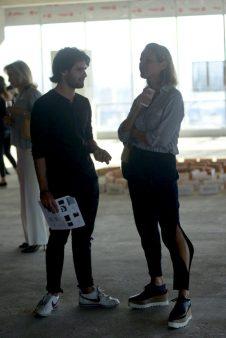 Joaquín Álvarez y Alejandra Martínez
