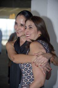 Paulina Peña y Lilia Rocha