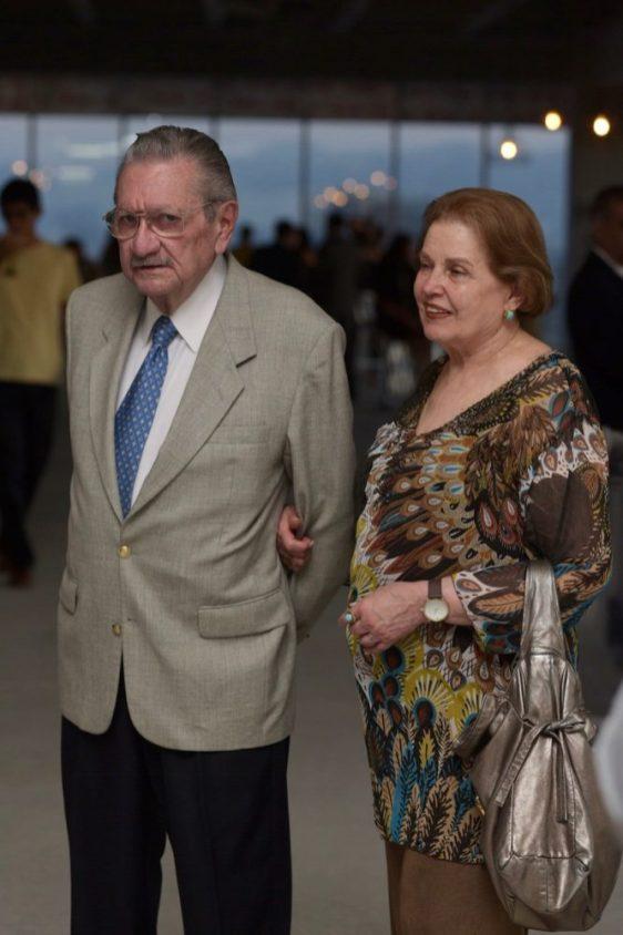 Alcibiades y Norma Marvan