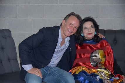 MArco Beteta y Lorraine Pinto