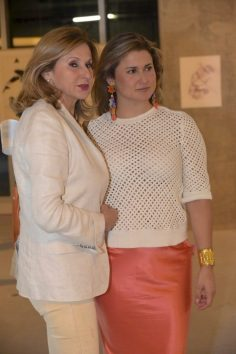 Natalia Dávila y Marinés Botero