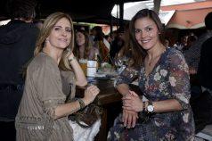 Paulina Vélez y Malena Ferreti