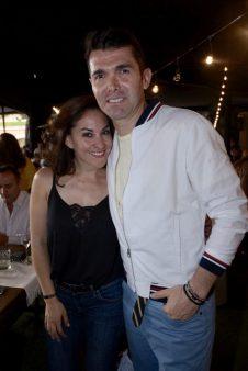 Ely García Lourdes y Lorenzo Ruiz